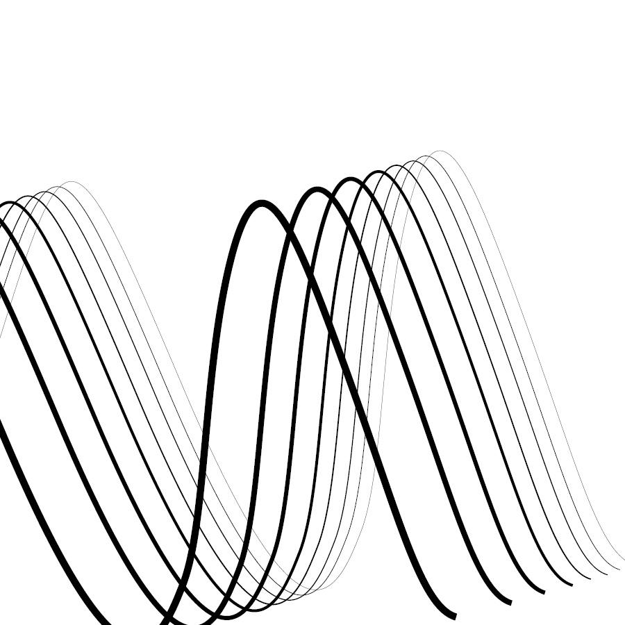 Line Movement Art : Annabelle